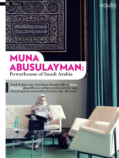 Aquila Style Nov 2012 - Report Muna (promo)