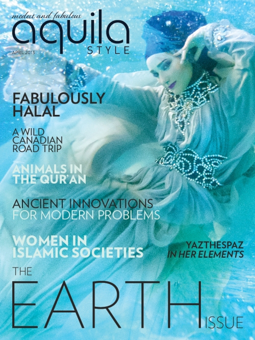 Aquila Earth Issue