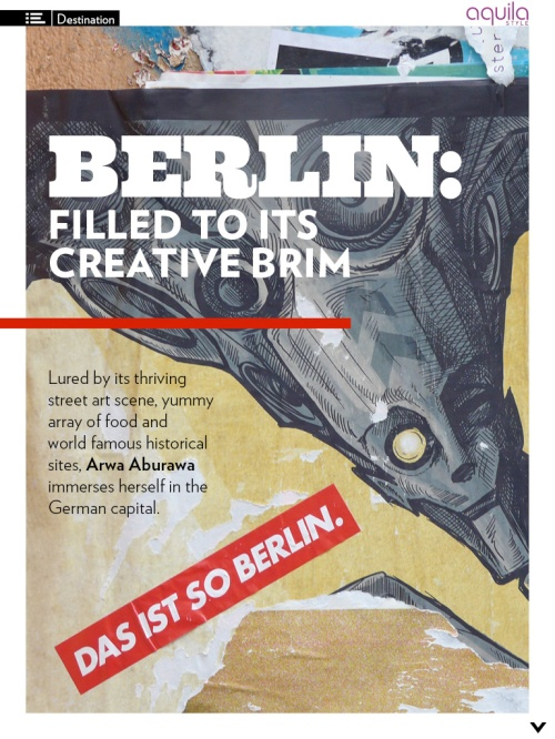 D8 Destination Berlin