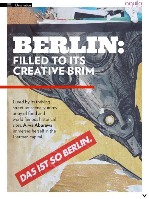 D8 Destination Berlin